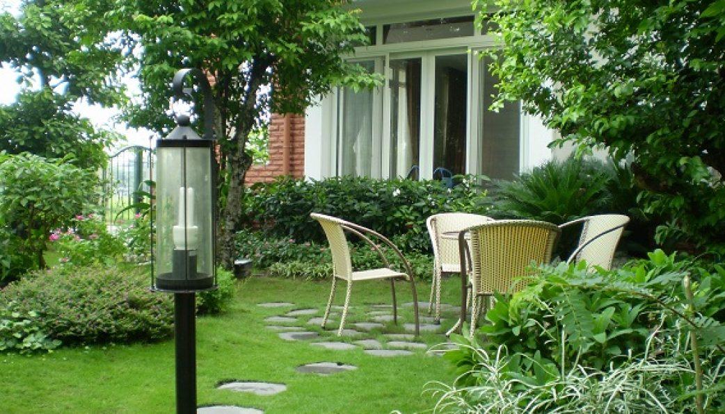 Cải thiện bầu không khí trong nhà