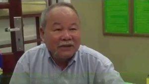 bác Nguyễn Lê Sơn súy mất mạng vì phổi tắc nghẽn