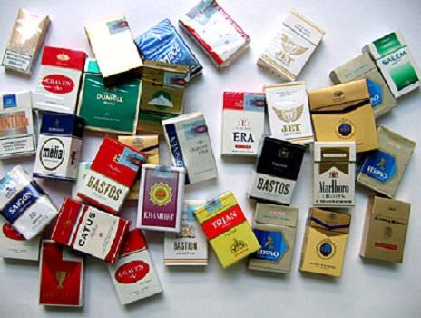 các loại thuốc lá
