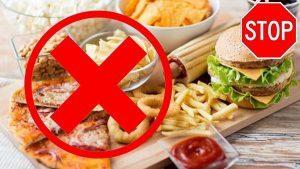 thức ăn khó tiêu