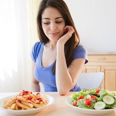 bệnh phổi tắc nghẽn mãn tính không nên ăn gì