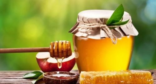 mật ong giúp tiêu đờm