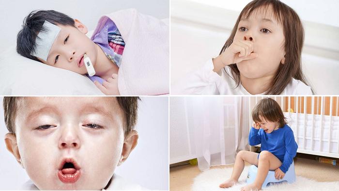 viêm phổi ở trẻ em
